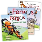 Fergus - 3 Story Book set