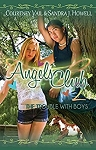 Angels Club 2: The Trouble with Boys: (A Diverse Middle Grade Series with Horses and a Treasure Hunt Adventure)