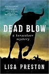 Dead Blow: A Horseshoer Mystery (Book 2 of Horseshoer Mystery Series)