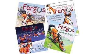 Fergus: The Complete 4-book Set