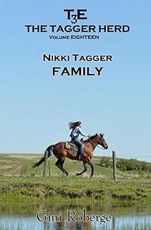 The Tagger Herd:  Family: Nikki Tagger (The Tagger Herd Book 18)