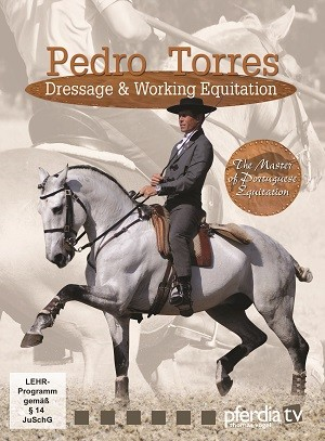 Pedro Torres : Dressage & Working Equitation (DVD)