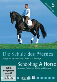 Schooling a Horse Part 5, Achieving Collection, Piaffe and Passage (DVD)